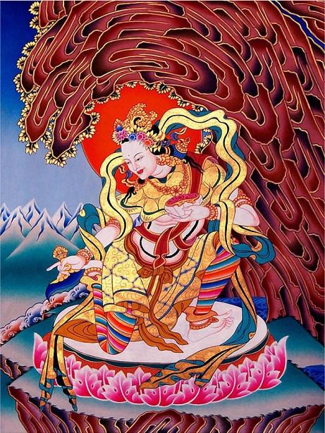 Yeshe-Tsogyal