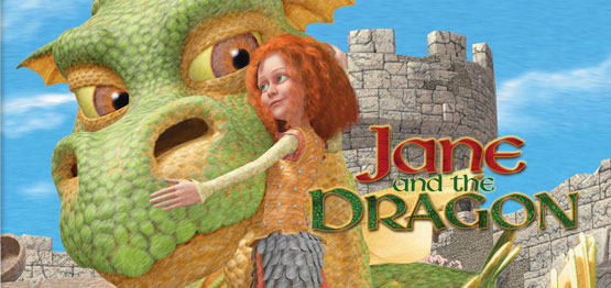 jane and dragon