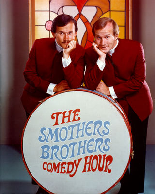 smothers brotherscomedy-hour