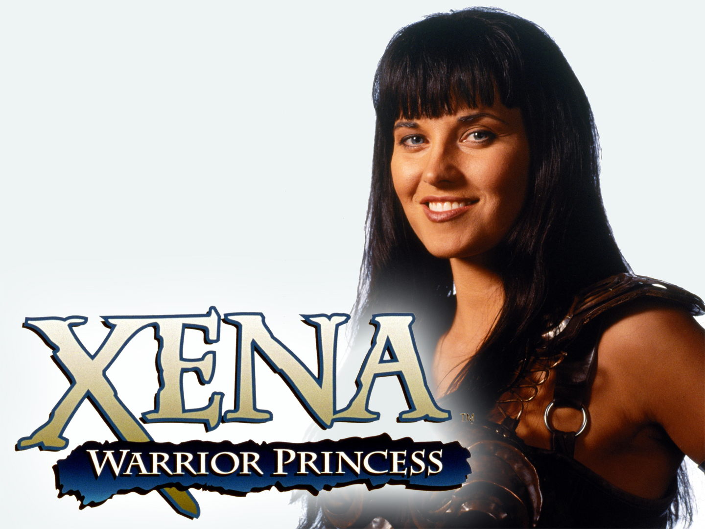 Lucy Lawless in Xena: Warrior Princess.  MCA