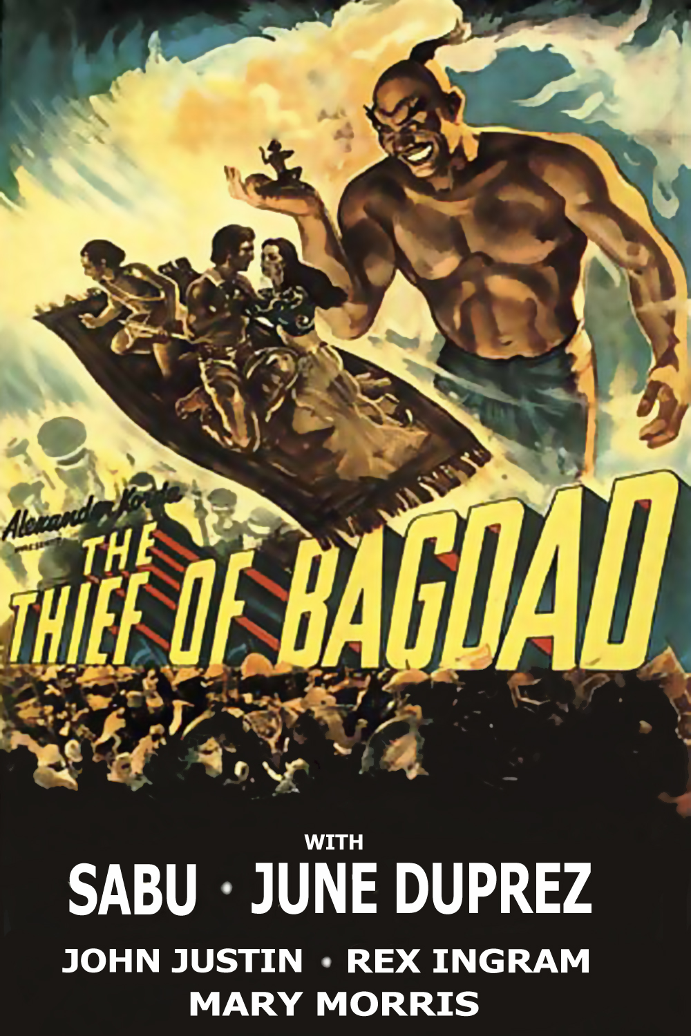 The Thief Of Bagdad v1