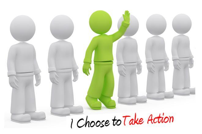 choose-to-take-action
