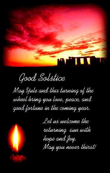 good solstice