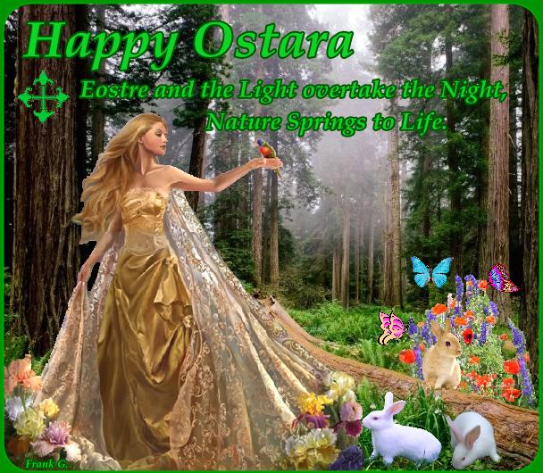 Happy Ostara
