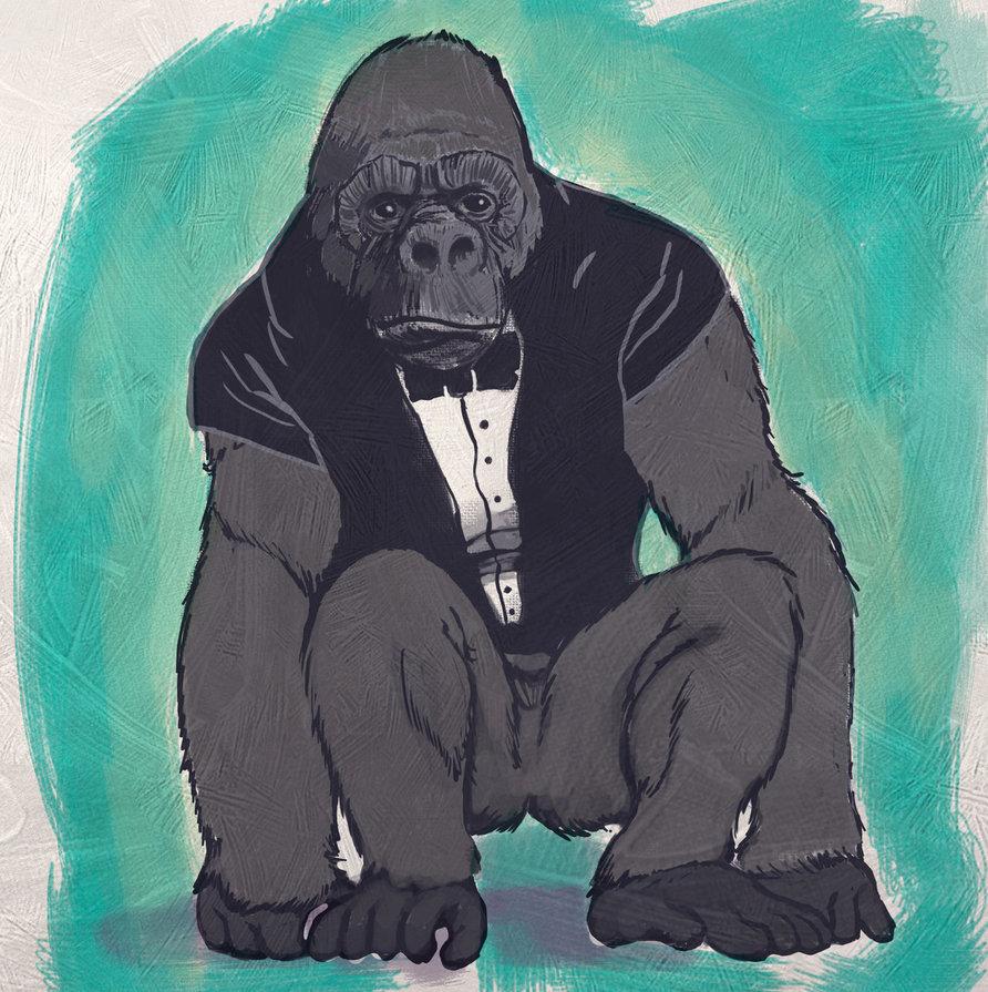gorilla_tux