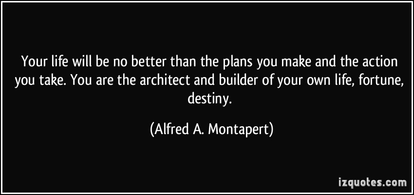 plans and actions