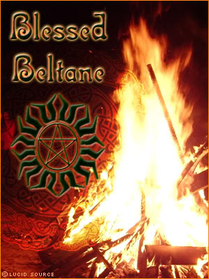 Blessed Beltane