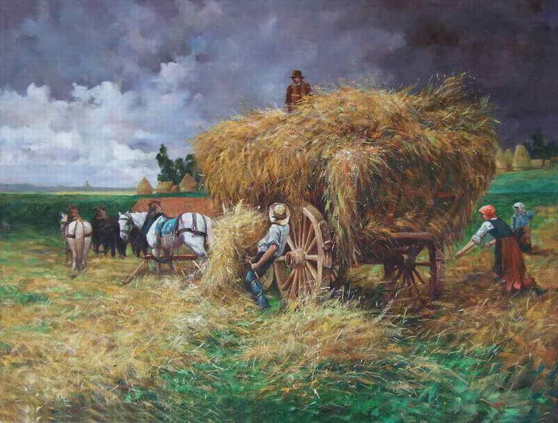 mabon harvest