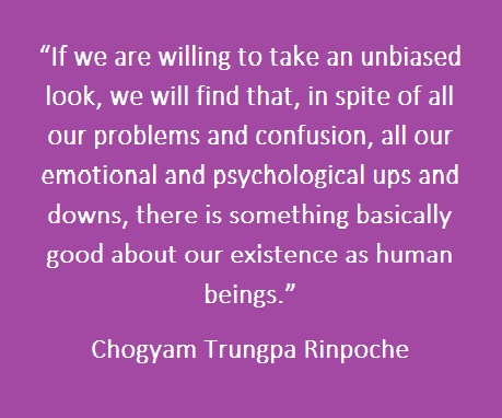 Rinpoche quote