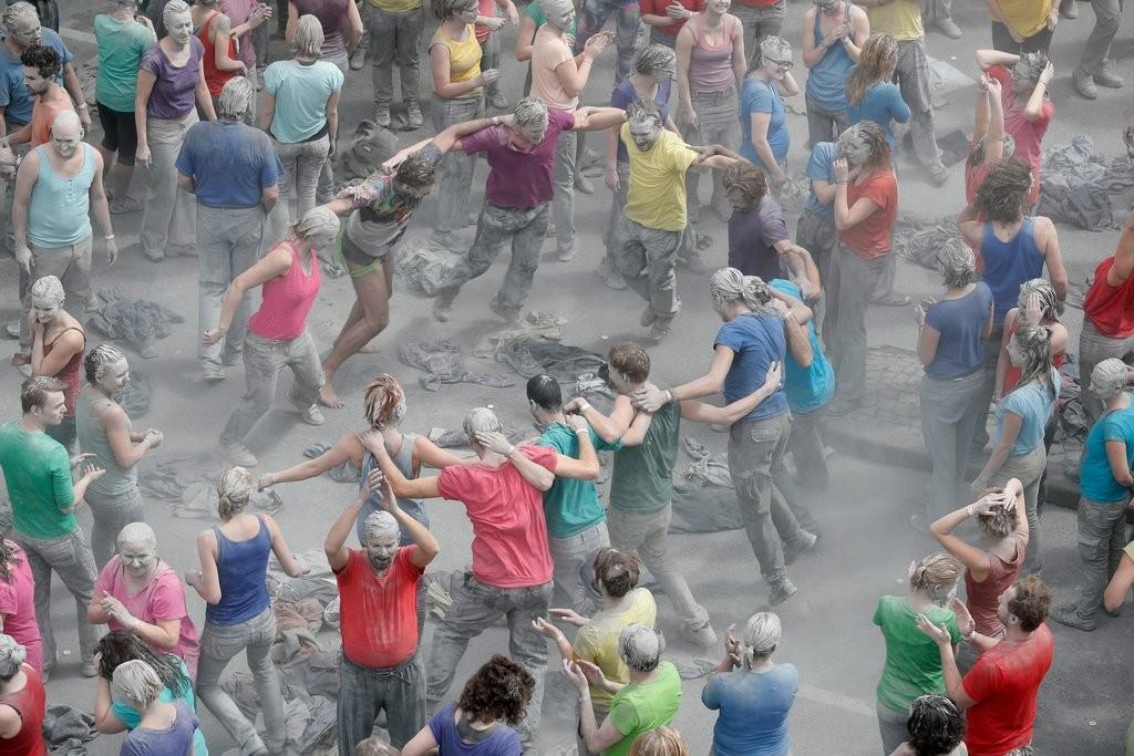 Zombie-Dance