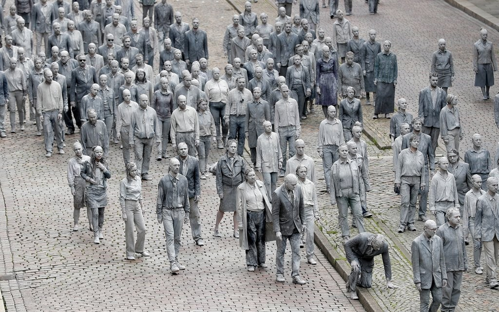Zombie-Protest